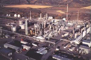 气体加工厂
