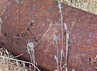 Corroded Pipe